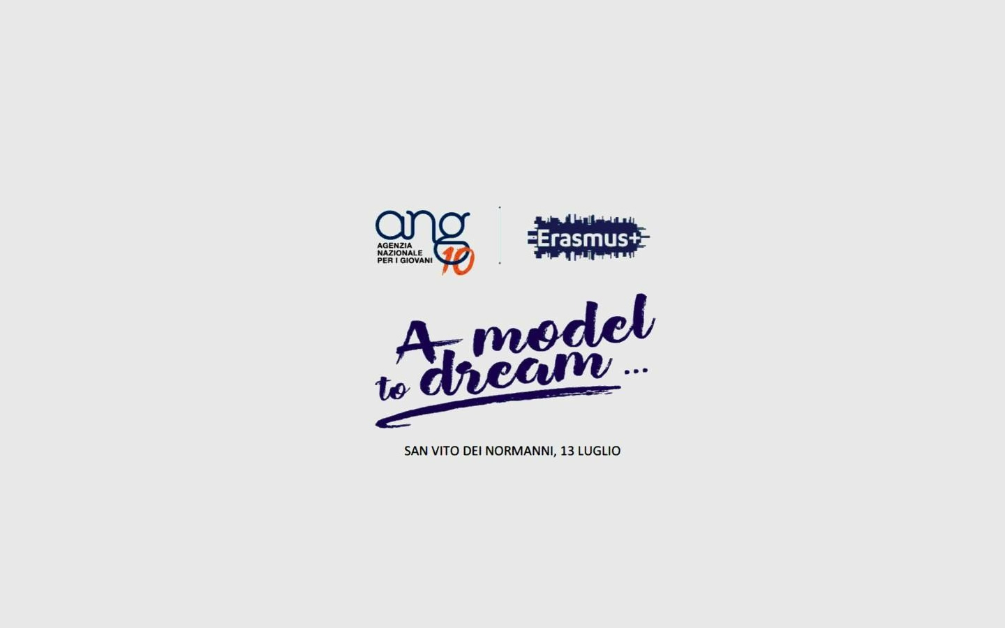 A model to dream, San Vito dei Normanni 13 luglio 2017